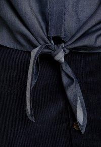 Opus - FALIM - Button-down blouse - authentic blue - 5