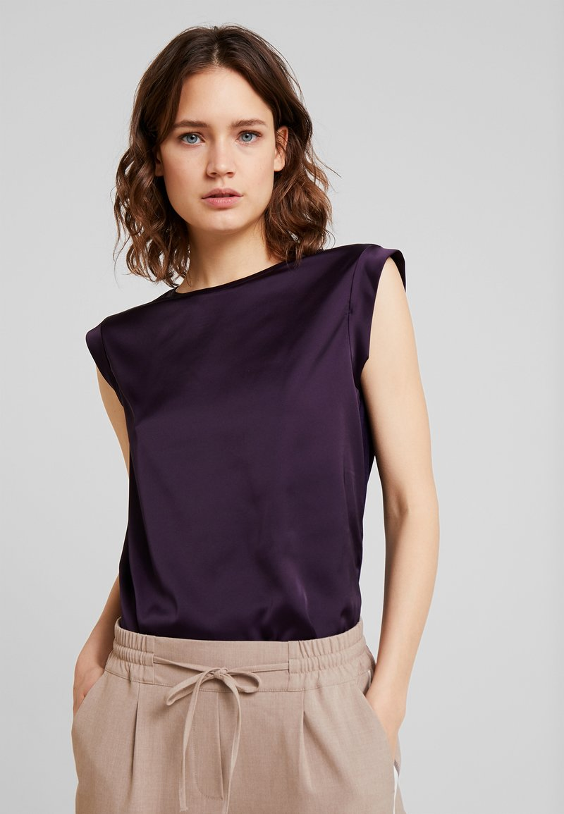 Opus - FABIOLE - Bluser - dark violet