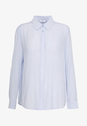 FORELA - Button-down blouse - morning blue