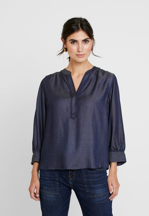FRIDINA - Blouse - clear blue