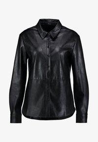 Opus - FENA - Camicia - black - 4