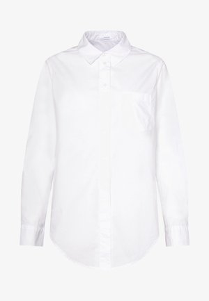 FENTE - Button-down blouse - white