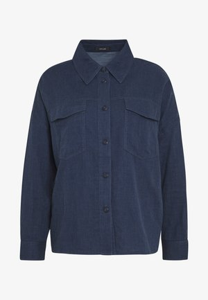 FUBY - Button-down blouse - just blue