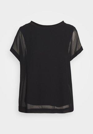FALOMA - Blusa - black