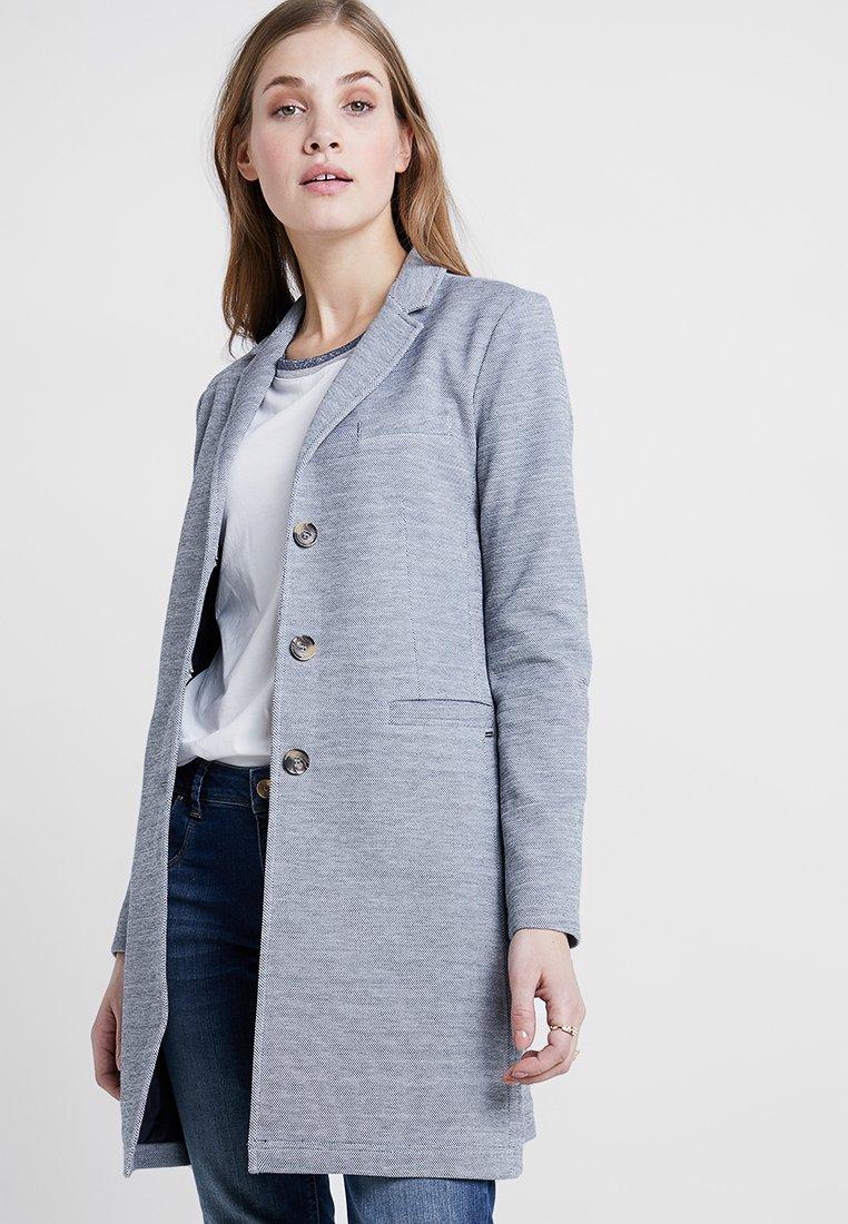 Opus - HALINI SPECIAL - Classic coat - simply blue