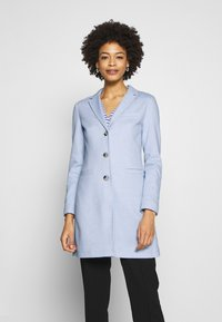 Opus - HALINI SPECIAL - Krátký kabát - morning blue - 0