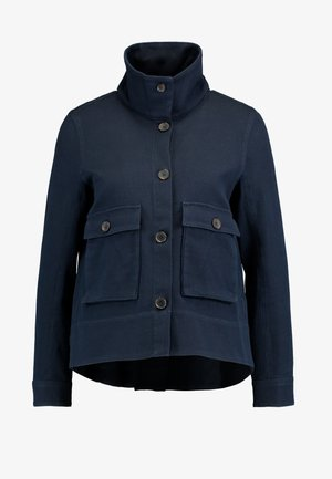 HANNELORE - Summer jacket - simply blue