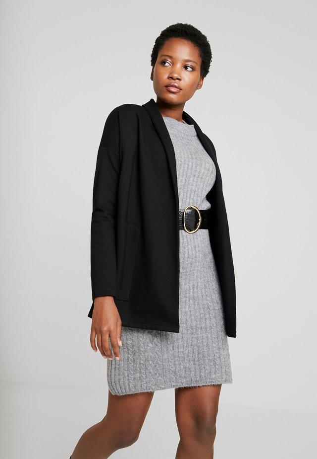 JOLANA - Summer jacket - black