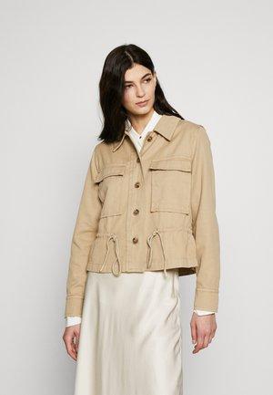 HAYANA - Summer jacket - soft ginger
