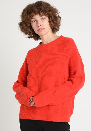 PEBBY - Maglione - darling red