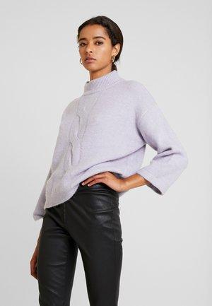 PISOLA - Pullover - pale lavender