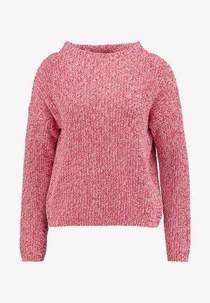 PARTO - Sweter - true red