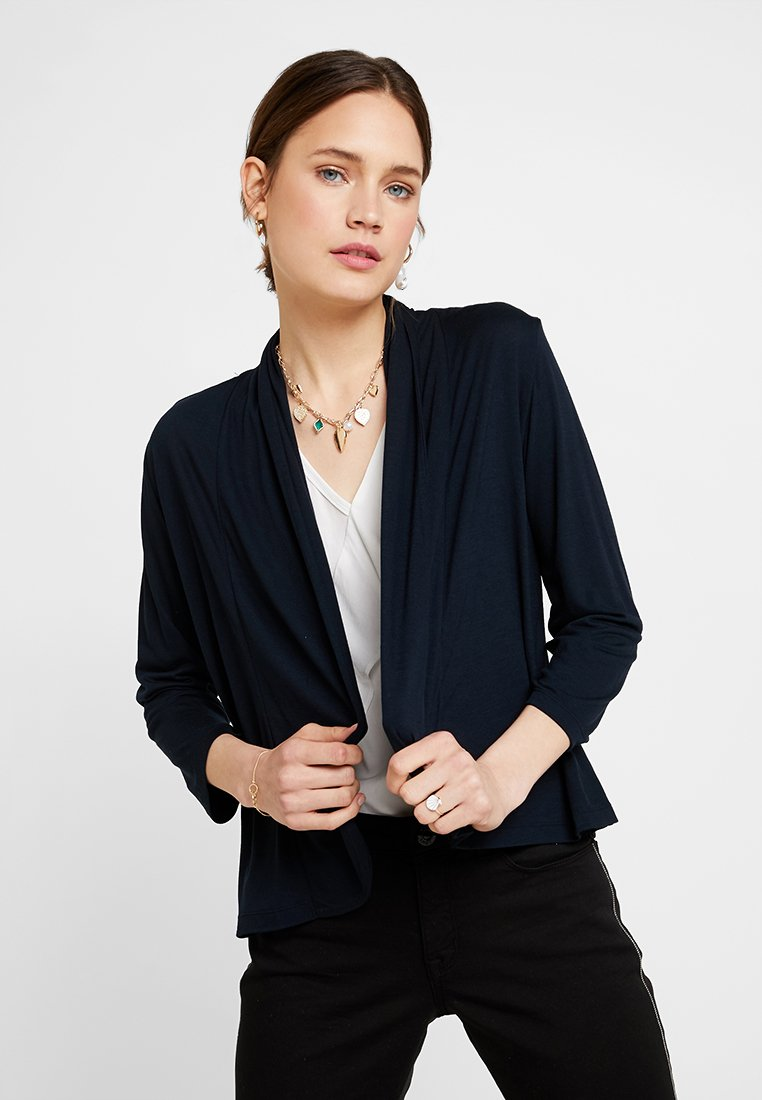 Opus - DAILY - Cardigan - simply blue