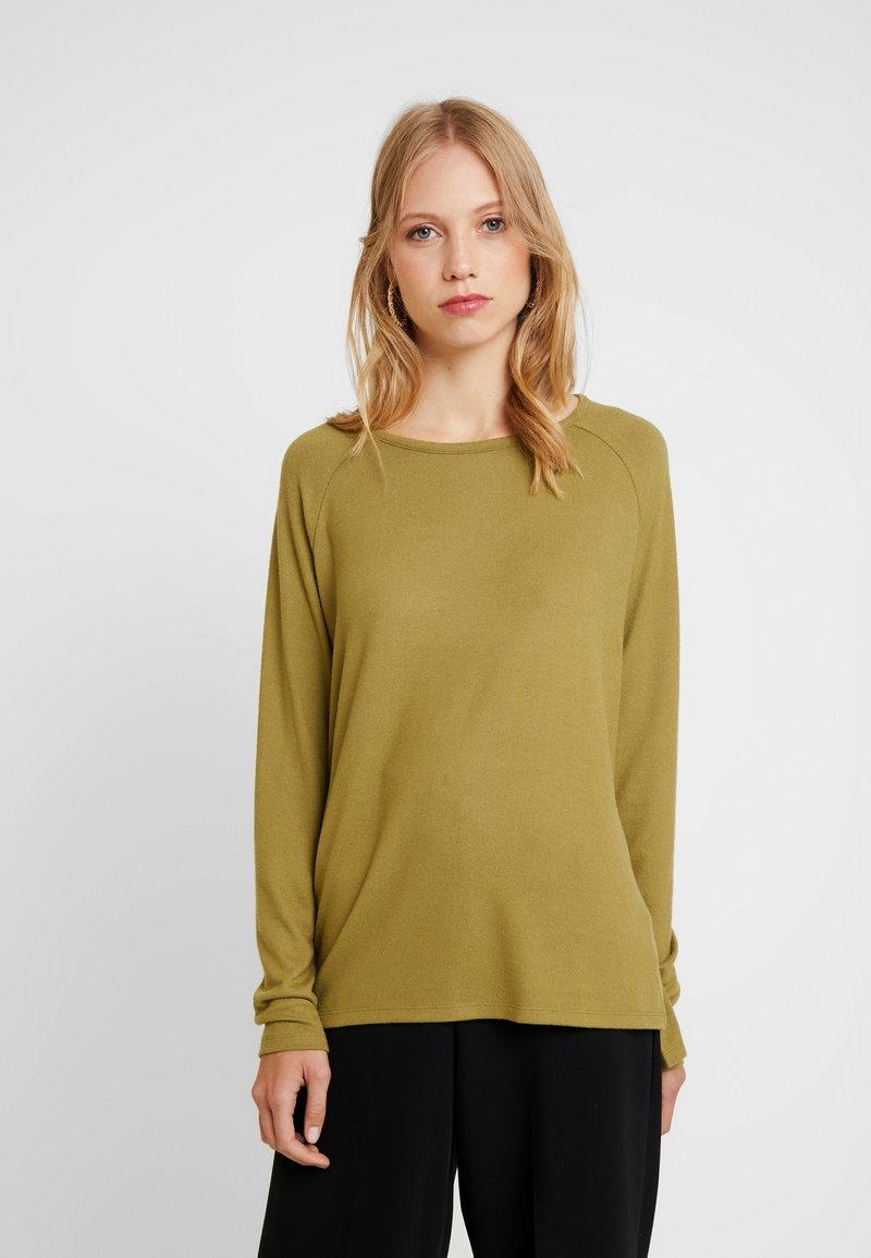 Opus - SABREEN - Pullover - shiny pea
