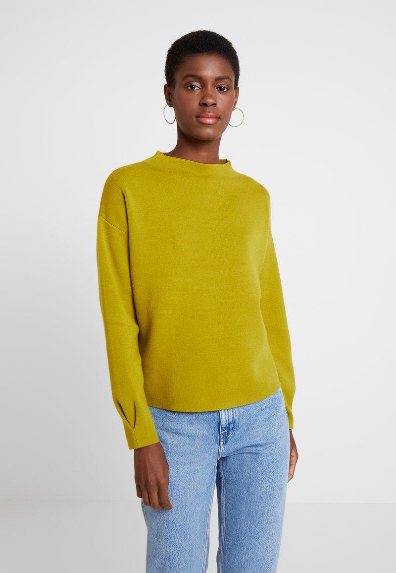 Opus - POLDINE - Pullover - fresh pea
