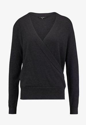 PRICKEL - Jersey de punto - slate grey melange