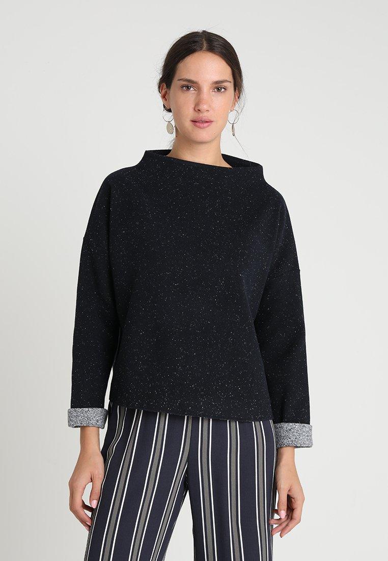 Opus - GESINA NEP - Pullover - simply blue