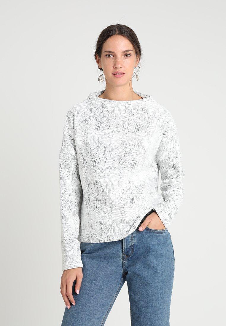 Opus - GALANT ROCK - Sweatshirts - milk