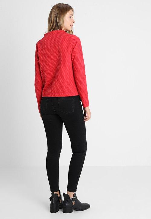 Opus GALVANA - Sweter - true red Odzież Damska OHHU-WW4 w ofercie