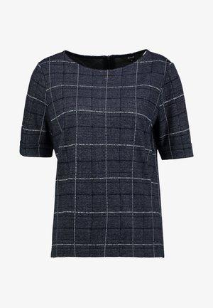 GIZZA - T-shirt imprimé - simply blue