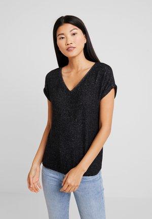 GOLIVA - T-shirt con stampa - slate grey melange