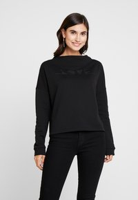 Opus - GINNI LOVE - Sweatshirt - black - 0