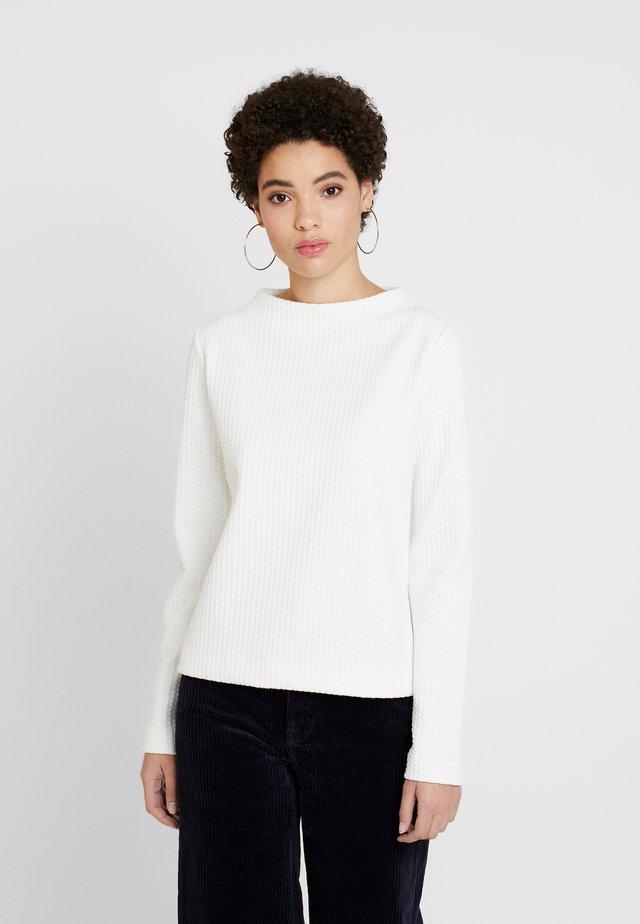GALVANA - Sweatshirt - milk