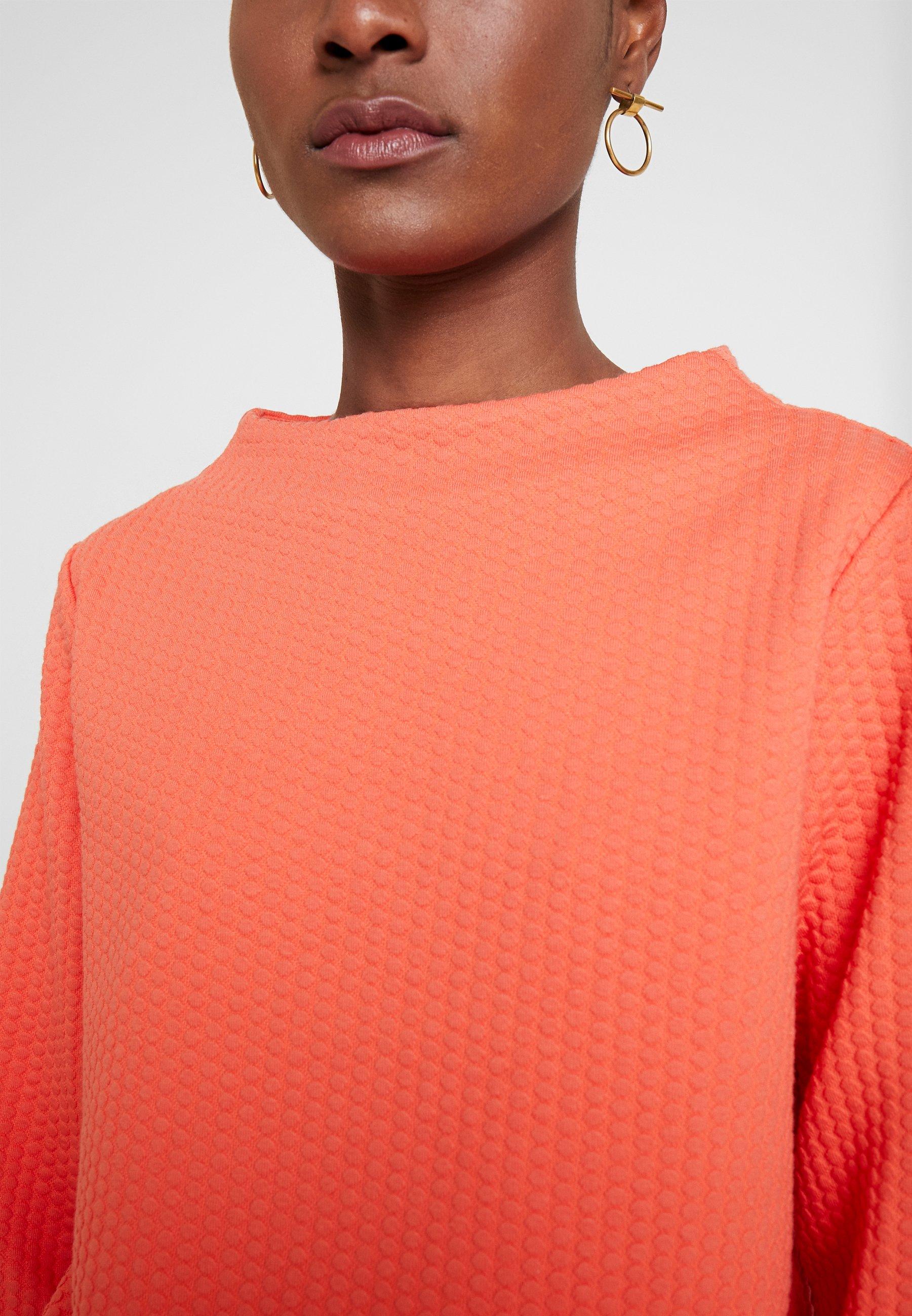 OPUS Sweatshirt mit 78 Arm Modell 'Gemoli' in Weiß online