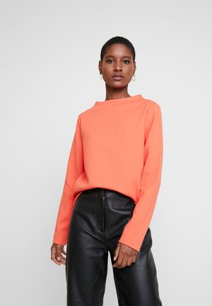 GALVANA - Sweater - fresh coral
