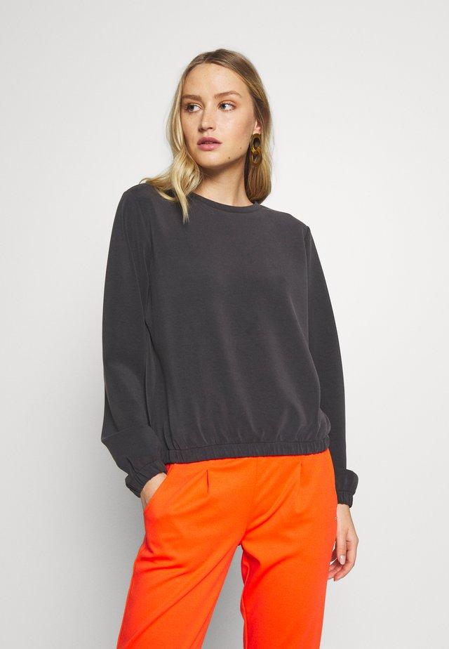 GRINZ - Sweatshirt - splendid grey
