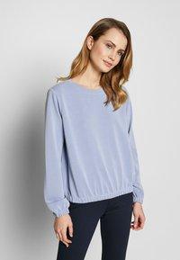 Opus - GRINZ - Sweater - morning blue - 0