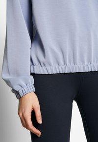 Opus - GRINZ - Sweater - morning blue - 4