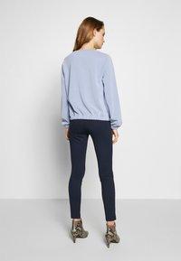 Opus - GRINZ - Sweater - morning blue - 2