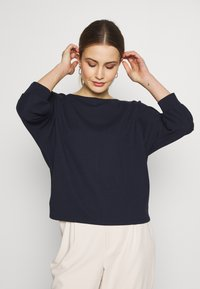 Opus - SOBBY - Sweater - just blue - 0