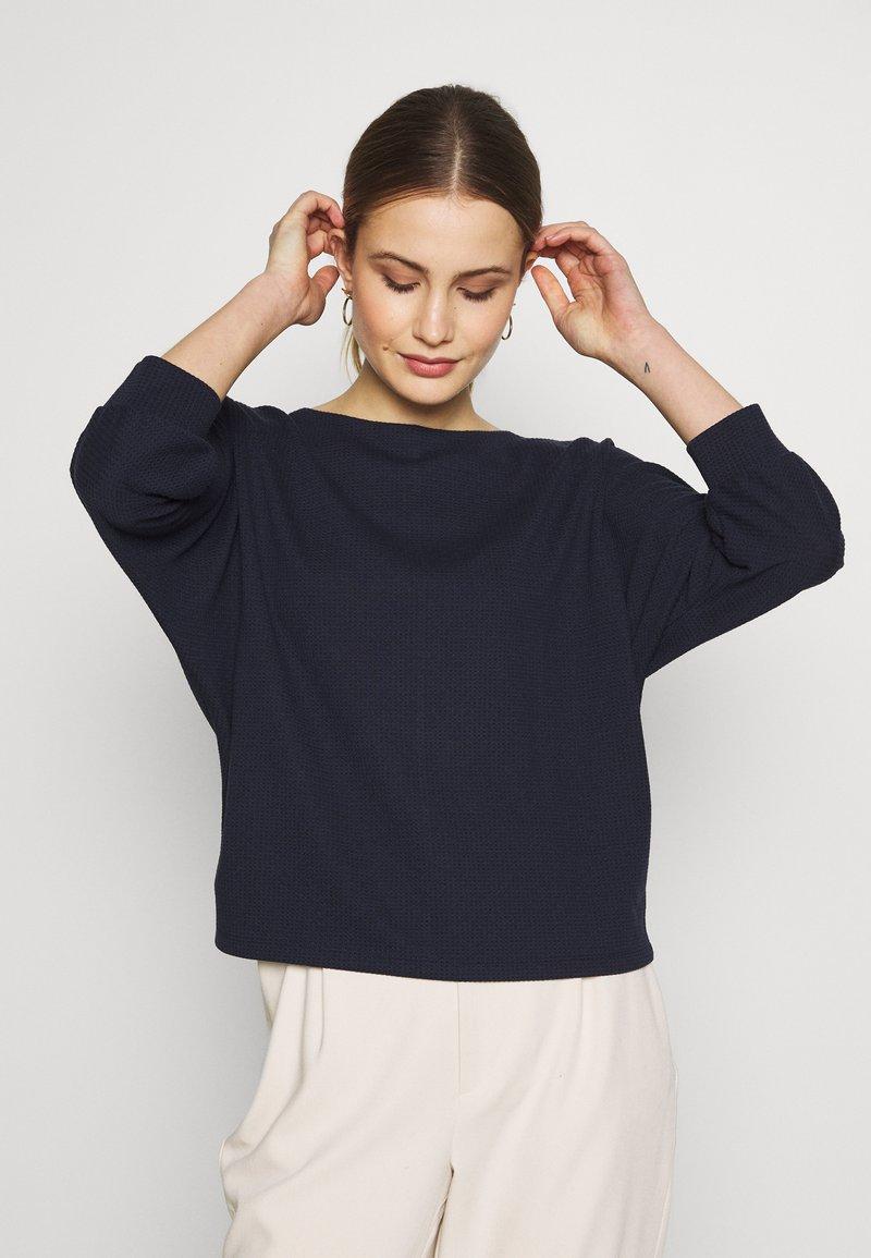 Opus - SOBBY - Sweatshirt - just blue