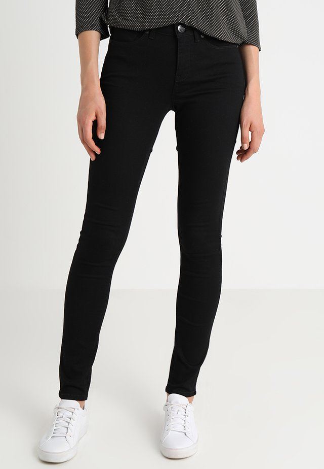 ELMA - Slim fit jeans - black