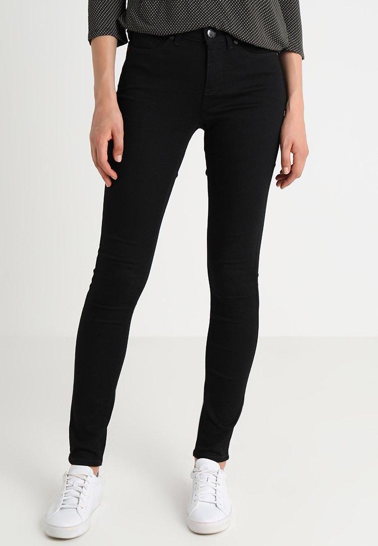 Opus - ELMA - Jeans Slim Fit - black