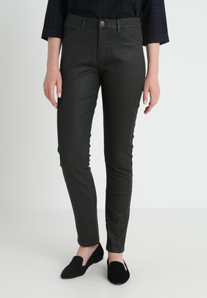 EMILY REFINED - Jeans slim fit - oliv green