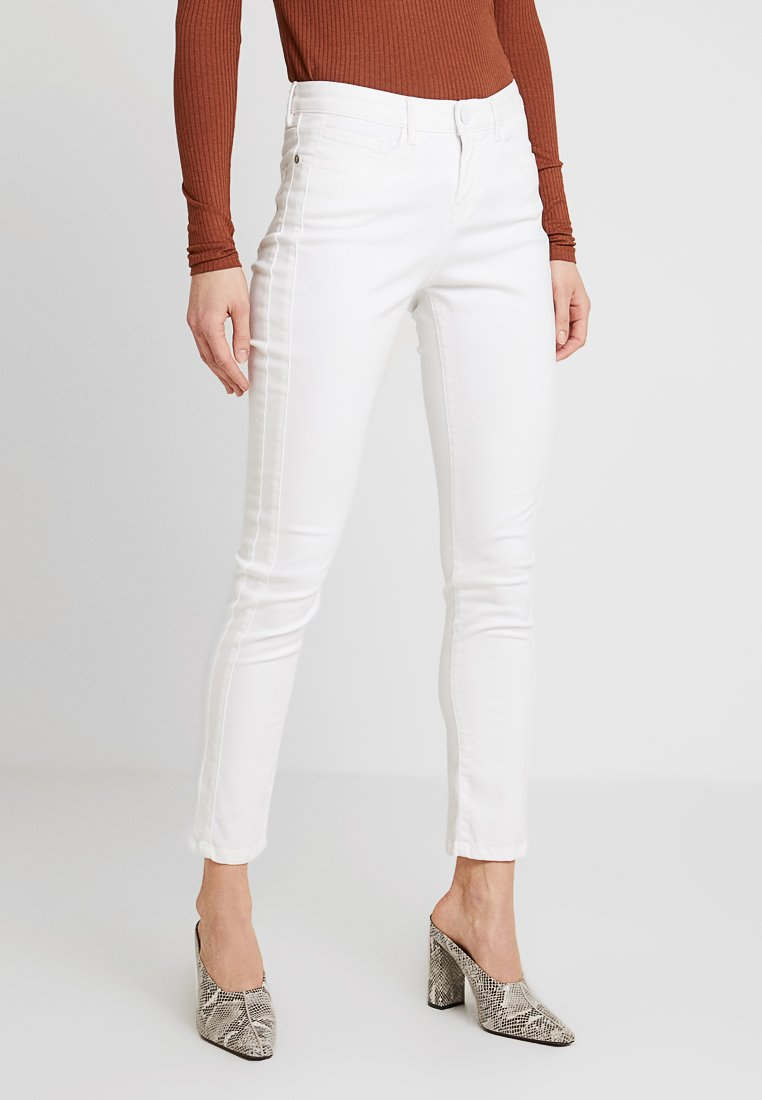 Opus - EMILY  - Jeans Skinny Fit - white