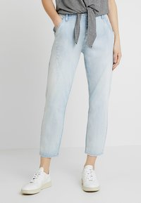 Opus - LETTY - Džíny Relaxed Fit - light blue washed - 0
