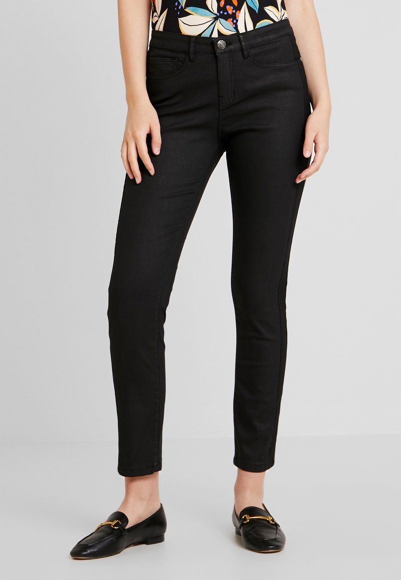 Opus - EMILY - Jeans slim fit - black