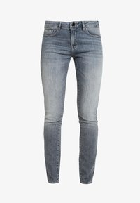 Opus - ELMA - Jeans Skinny Fit - fresh grey - 4