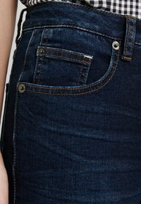 Opus - EVITA - Jeansy Skinny Fit - dark blue - 4