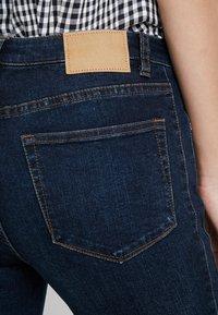 Opus - EVITA - Jeansy Skinny Fit - dark blue - 6
