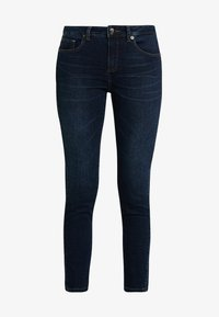 Opus - EVITA - Jeansy Skinny Fit - dark blue - 5