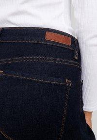 Opus - ELMA - Slim fit jeans - rinsed blue - 5