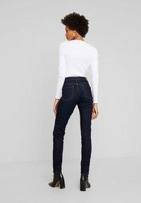 Opus - ELMA - Slim fit jeans - rinsed blue - 2