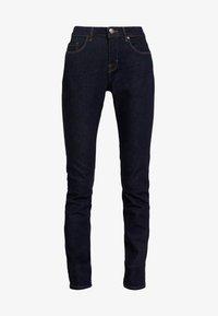 Opus - ELMA - Slim fit jeans - rinsed blue - 4