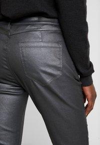 Opus - EMILY - Jeans slim fit - hazy fog melange - 3