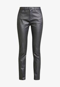 Opus - EMILY - Jeans slim fit - hazy fog melange - 4